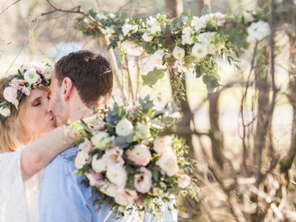 """Die """"Boho""""-Hochzeit"""